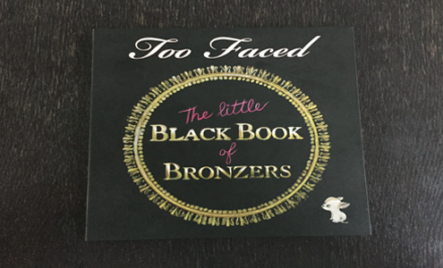 LBBB The Little Black Book of Bronzers The Little Black Book of Bronzers LBBB