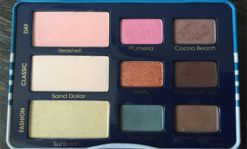 3432 Bonjour Summer de Too Faced Bonjour Summer de Too Faced 3432