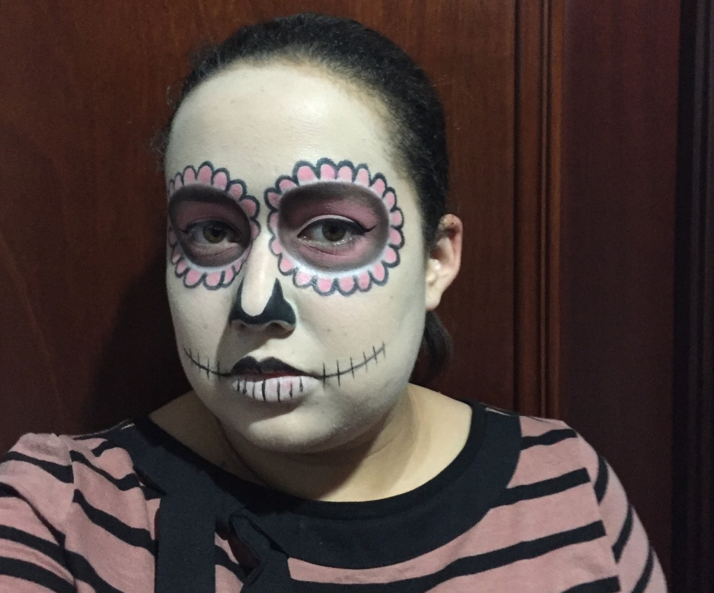 sugars11-2  Sugar Skull Halloween Makeup Tutorial sugars11 2
