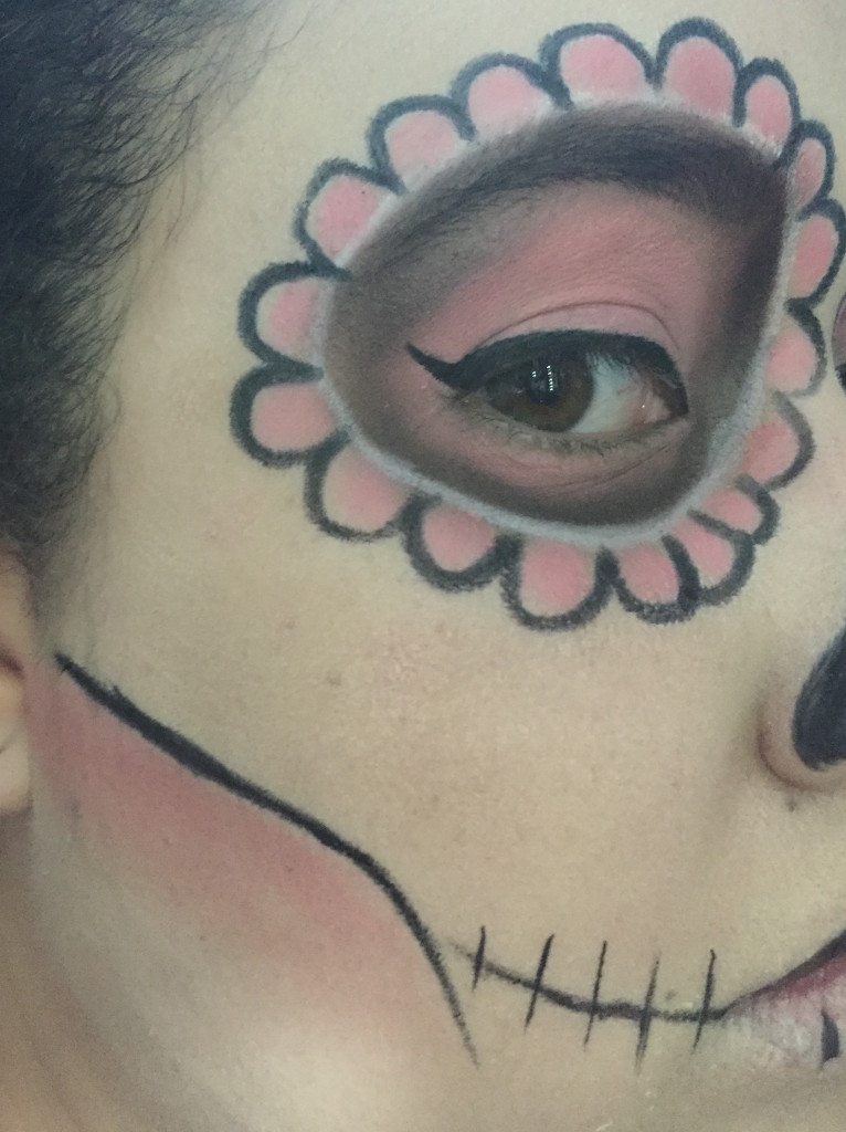 sugars13-1  Sugar Skull Halloween Makeup Tutorial sugars13 1